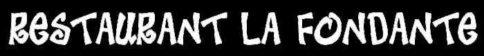 La Fondante Logo