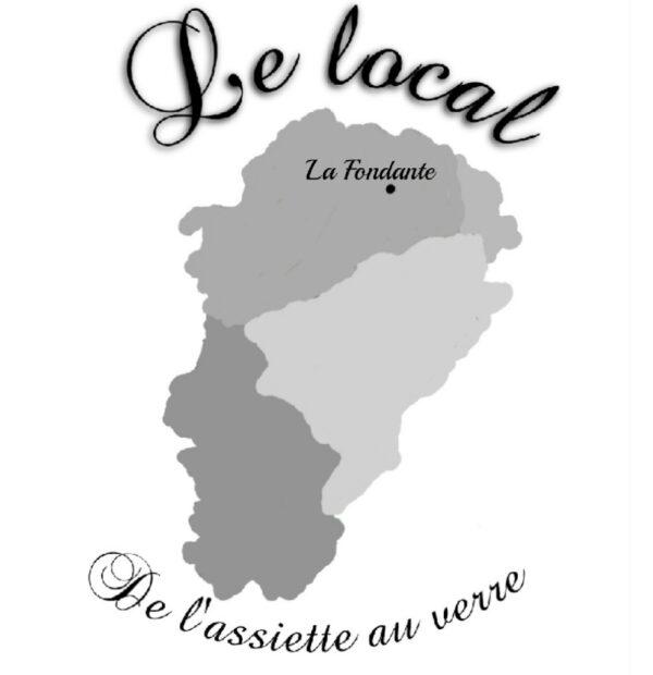 Logo carte - La Fondante